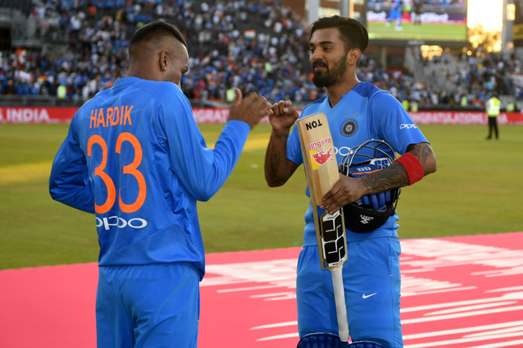World Cup 2019  Hardik accepts any role In Team India: KL Rahul- India TV Hindi
