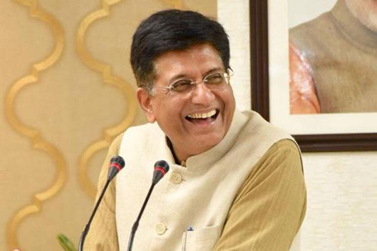 Piyush Goyal Railways Minister | Facebook- India TV Hindi