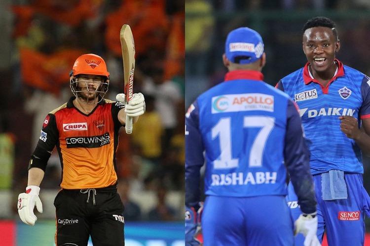 IPL 2019: David Warner 'Orange Cap' and  Kagiso Rabada Still In 'Purple Cap' Race- India TV Hindi