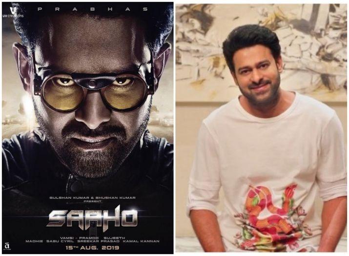 Saaho Official poster- India TV Hindi