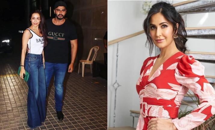 Malaika arora-Arjun kapoor and katrina kaif- India TV Hindi