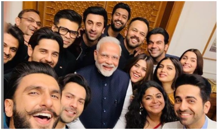 Bollywood stars congratulate PM Modi- India TV Hindi