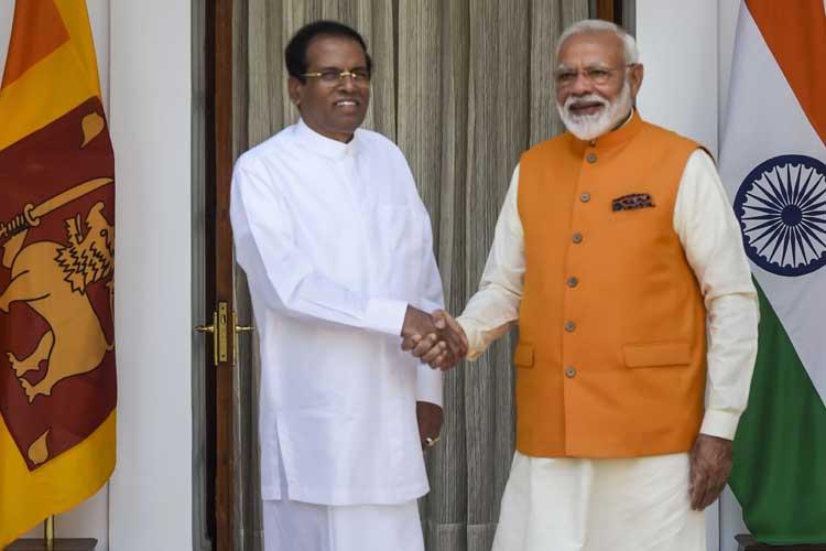 PM Modi to visit Sri Lanka in early June: Lankan Prez- India TV Hindi