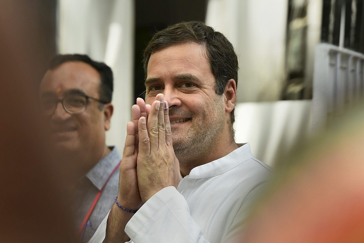 Rahul Gandhi said PM Modi used hate in election but...- India TV Hindi