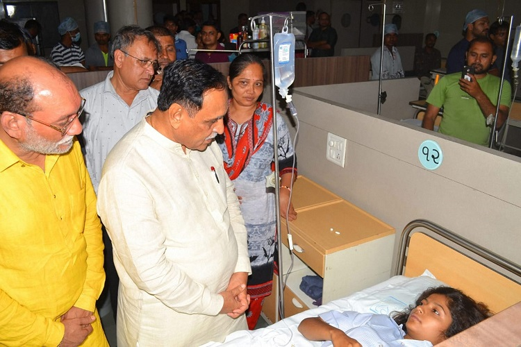 CM Vijay Rupani- India TV Hindi