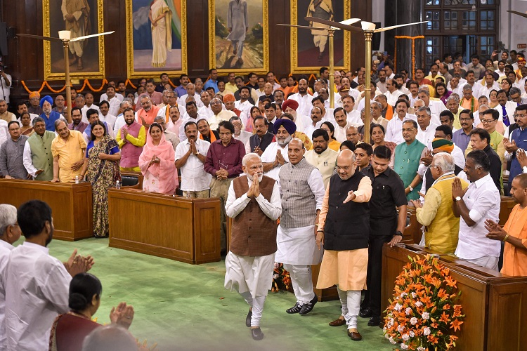 Modi to meet selected leaders for ministerial berths before swearing-in- India TV Hindi