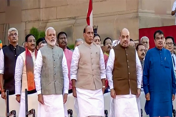 List of ministers in the new Union Cabinet- India TV Hindi
