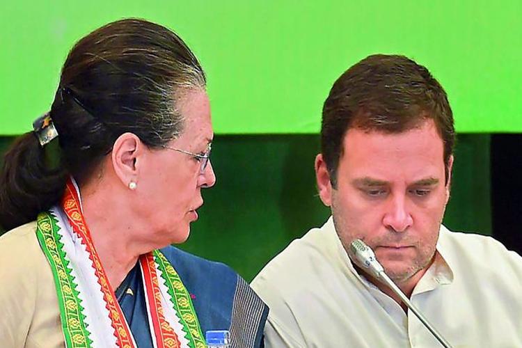 करारी शिकस्त पर कांग्रेस का आज 'मंथन', इस्तीफा देंगे राहुल गांधी?- India TV Hindi