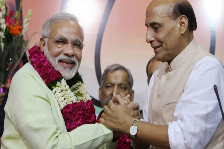 BJP will win more seats in 2019 Lok Sabha elections as compared to 2014 says Rajnath Singh- India TV Hindi