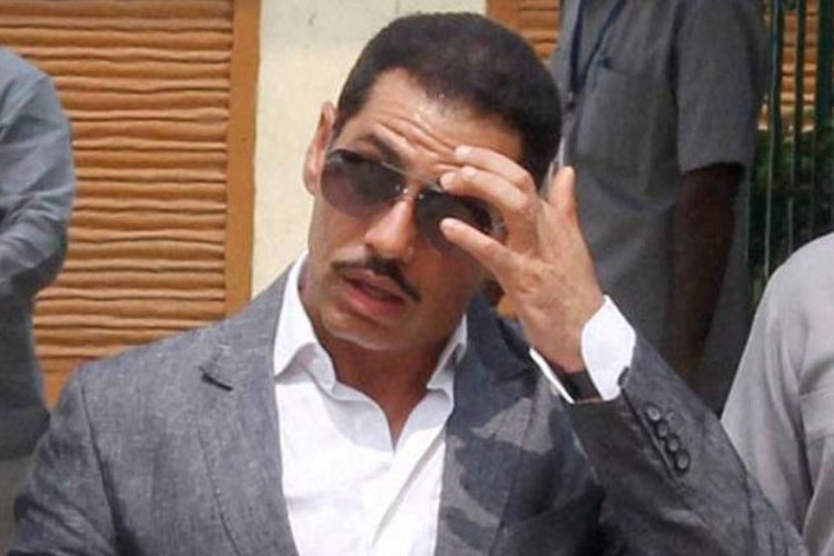 ED approaches Delhi High Court seeking bail cancellation of Robert Vadra in a money laundering case - India TV Hindi