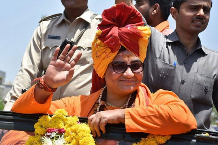 Malegaon blast case: BJP leader Pragya Thakur exempted from court appearance   PTI- India TV Hindi