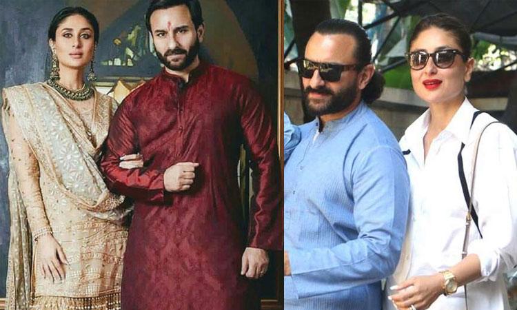 करीना कपूर और सैफ अली...- India TV Hindi