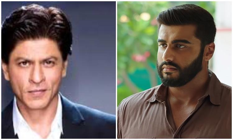 Shah rukh khan and Arjun kapoor- India TV Hindi