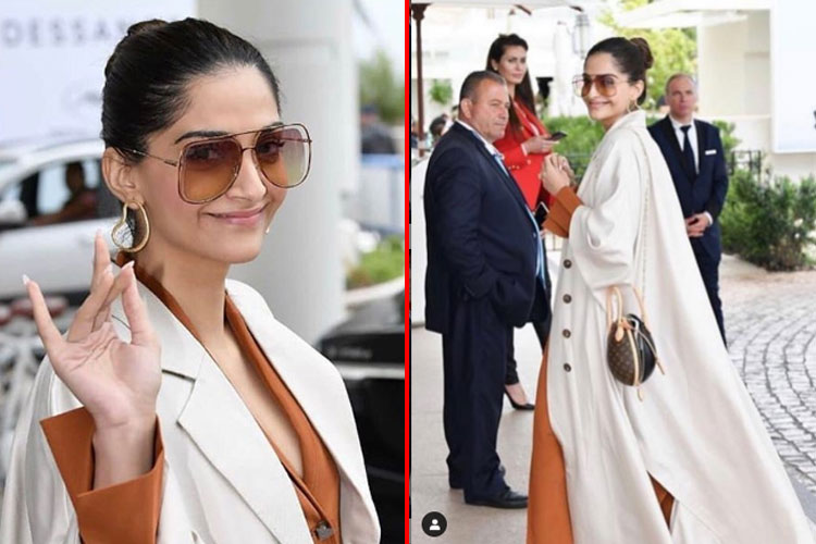 Sonam kapoor, cannes 2019- India TV Hindi