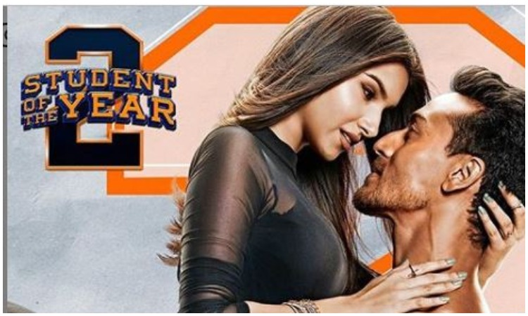 Student of the year 2 Box office collection Day 6- India TV Hindi