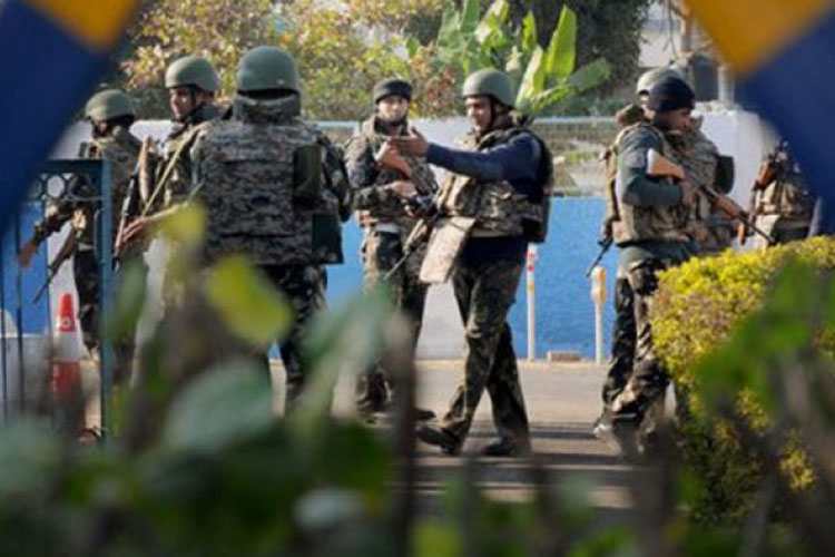 Two suspected spies arrested outside Ratnuchak Army camp in Jammu | PTI Representational- India TV Hindi