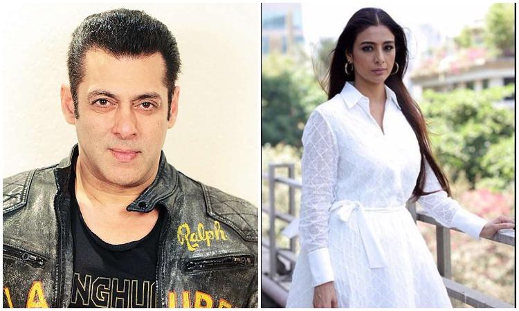 Salman khan and tabu- India TV Hindi