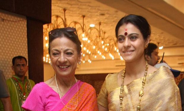 kajol and tanuja- India TV Hindi