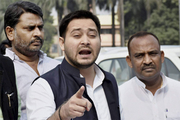 Exit poll results are wrong, opposition is winning, says Tejashwi Yadav | PTI File- India TV Hindi