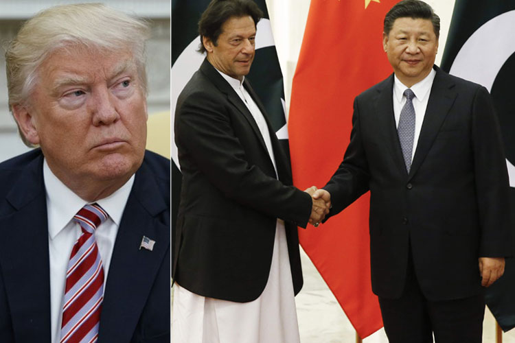US puts Chinese, Pakistani companies as entities of national security concern | AP- India TV Hindi