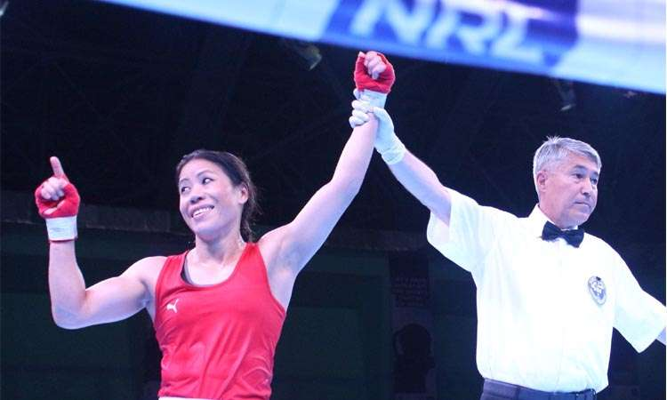 Boxing: Mary Kom and These players made their place in the final of India Open - India TV Hindi