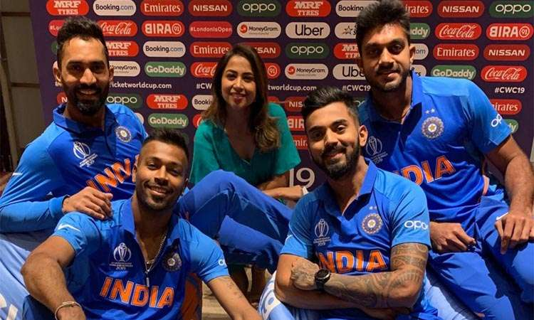World Cup 2019: Indian Cricket Team Doing Fun Before World Cup Warm Up Match Against New Zealand- India TV Hindi