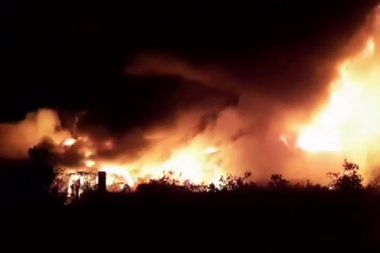 Gujarat Fire- India TV Hindi