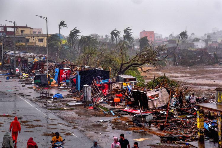 Cyclone Fani- India TV Hindi