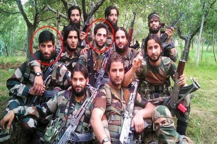 Jammu Kashmir Burhan Wani- India TV Hindi