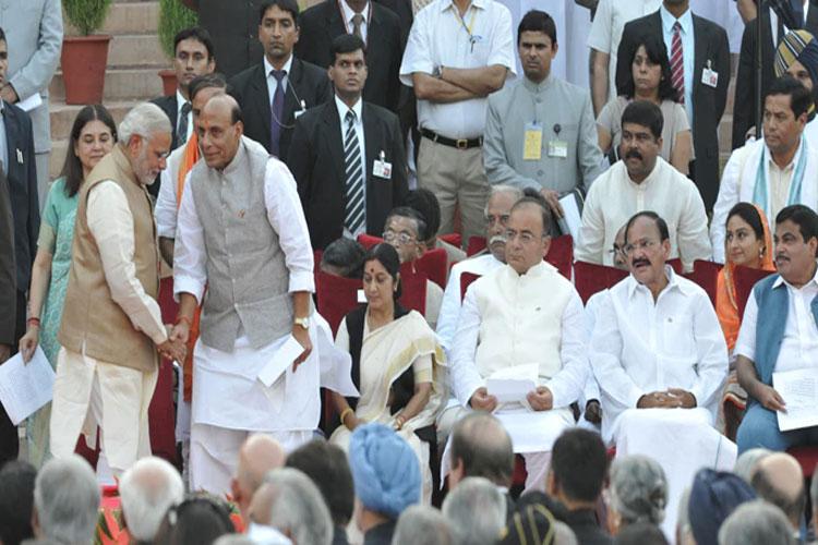 Narendra Modi Oath Ceremony- India TV Hindi