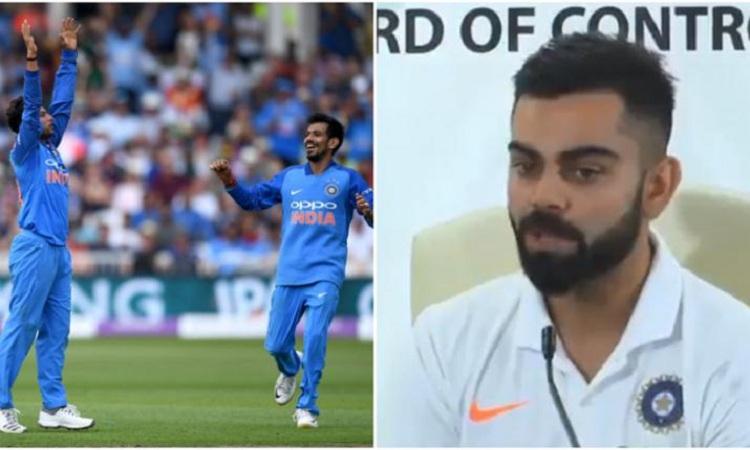 स्पिनर कुलदीप और चहल...- India TV Hindi