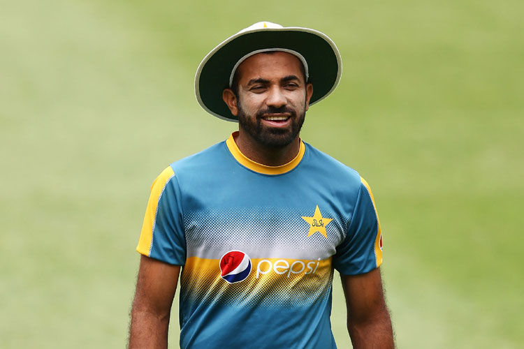 A big statement from Pakistani fast bowler wahab riaz, in the World Cup i prove Mickey Arthur wrong- India TV Hindi
