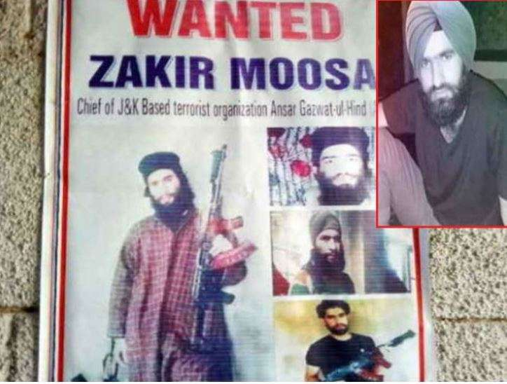 zakir musa- India TV Hindi