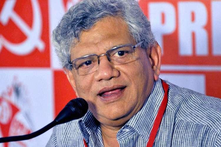 CPI (M) महासचिव सीताराम येचुरी- India TV Hindi