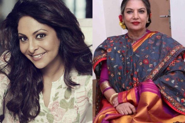 Shefali shah and shabana aazmi- India TV Hindi