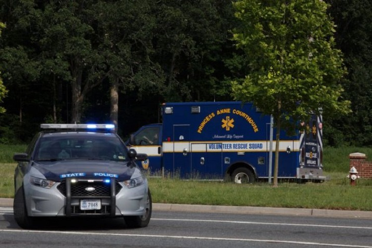 11 people killed in mass shooting at government building in United States.- India TV Hindi