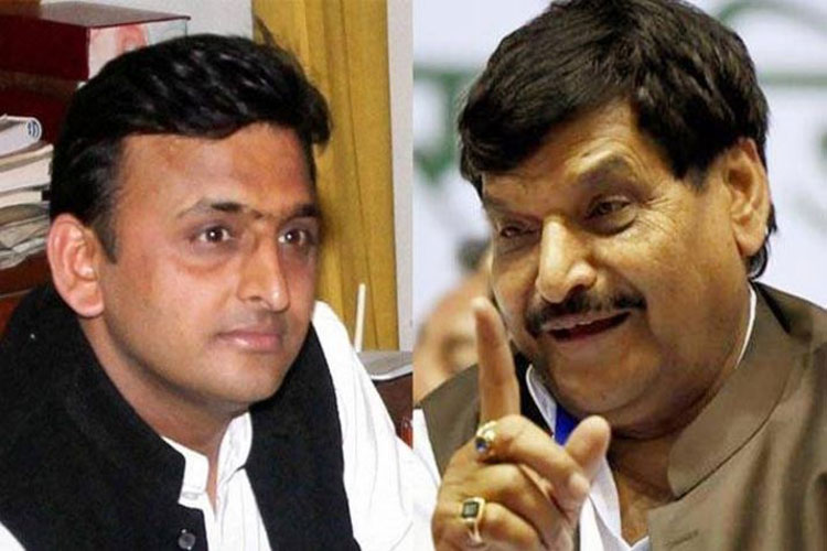 Akhilesh and Shivpal unlikely to unite - India TV Hindi