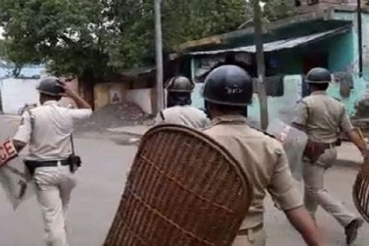 Section 144 imposed in Bhatpada of west Bengal.- India TV Hindi