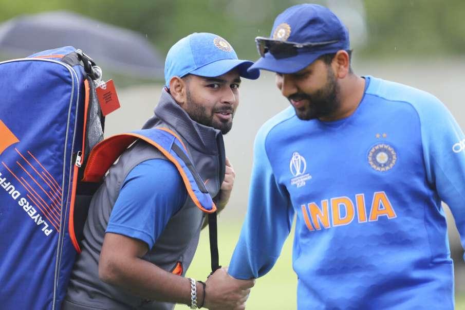 India vs England: काफी चर्चाओं के बाद वर्ल्ड कप में हुआ ऋषभ पंत का डेब्यू, इस 3D खिलाड़ी को किया रिप- India TV Hindi