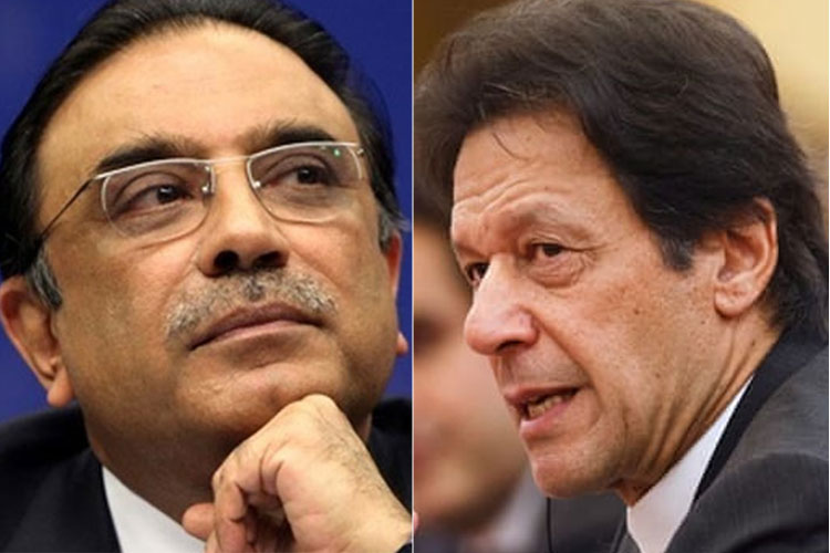 Remove Imran Khan to save nation, says Asif Ali Zardari | AP File- India TV Hindi