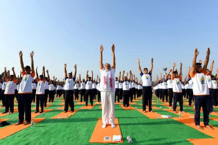 international yoga day 2019- India TV Hindi
