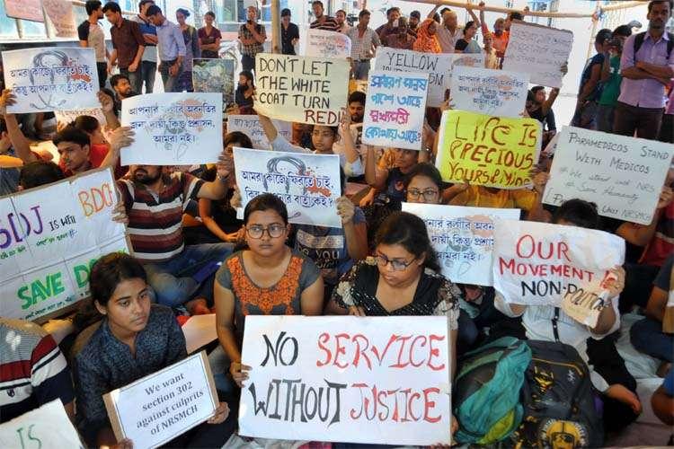 West bengal Junior Doctors Call off strike - India TV Hindi