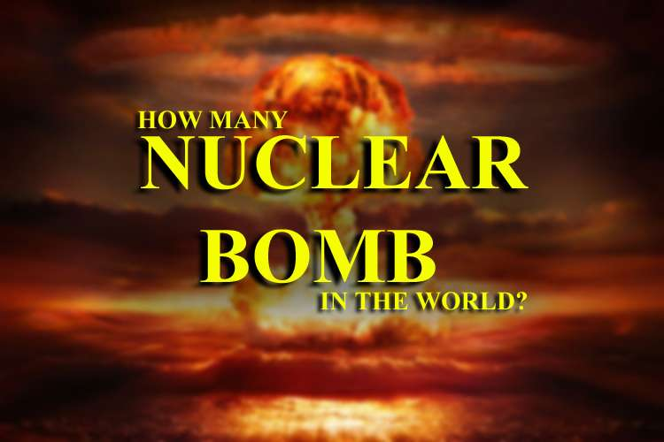 How many nuclear bombs in the world?- India TV Hindi