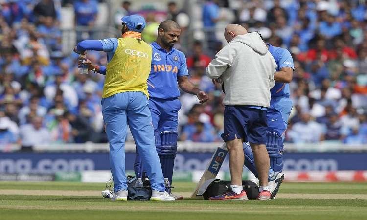 World Cup 2019: चोट के बावजूद...- India TV Hindi
