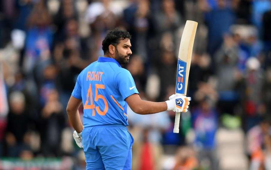 विश्व कप 2019: रोहित शर्मा की शतकीय पारी के दम पर भारत का विजयी आगज, दक्षिण अफ्रीका को मिली लगातार त- India TV Hindi