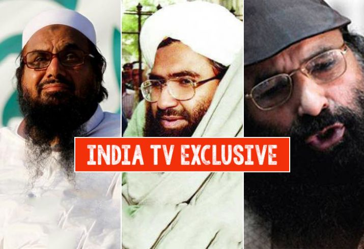 Terror group Hizbul, Lashkar and Jaish's chain of command revealed for first time ever | Exclusive- India TV Hindi