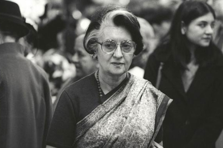 Former Tamil Nadu DGP V R Lakshminarayanan who arrested Indira Gandhi passes away | Twitter- India TV Hindi