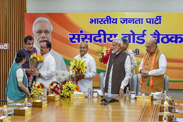 JP Nadda will be working president of BJP- India TV Hindi