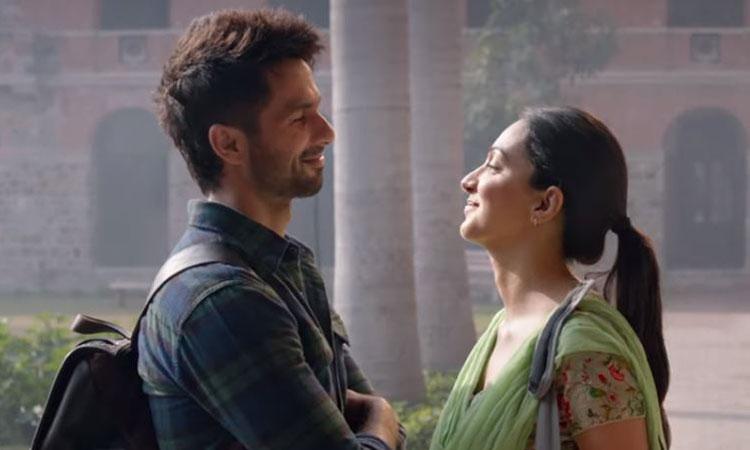 Kabir Singh Song Mere Sohneya out- India TV Hindi