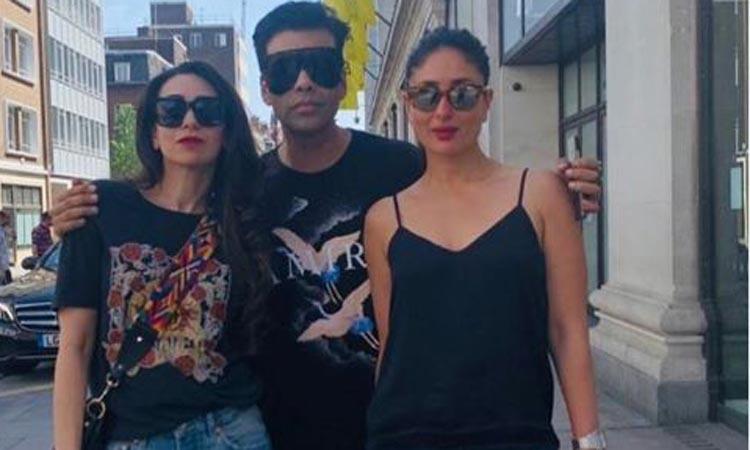 Kareena Kapoor Khan, Karisma Kapoor, Karan Johar- India TV Hindi